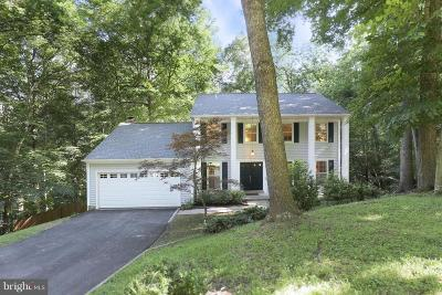 Manassas Single Family Home Active Under Contract: 6099 River Forest Drive