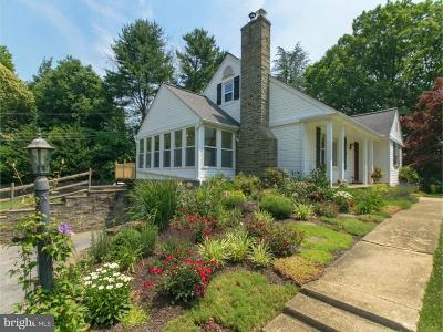 Kennett Square Single Family Home Under Contract: 959 Patricia Lane