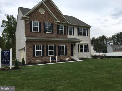 Aberdeen Single Family Home For Sale: 803 United Court