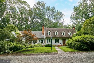 Vienna Single Family Home For Sale: 10810 Hunter Station Road