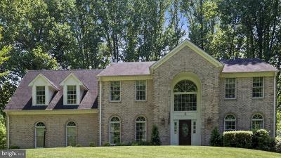 Rockville Single Family Home For Sale: 13300 Foxden Drive