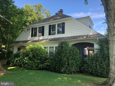 West Chester Single Family Home For Sale: 1219 Paoli Pike