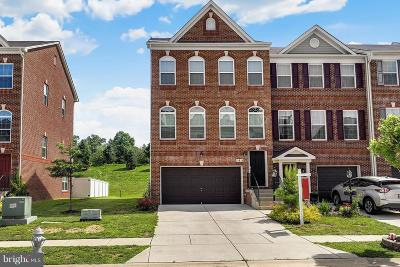 Waldorf Townhouse For Sale: 11818 Sunset Ridge Place