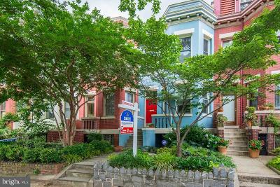 Capitol Hill Townhouse For Sale: 150 12th Street SE
