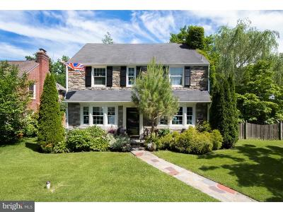 Wynnewood PA Single Family Home For Sale: $629,000