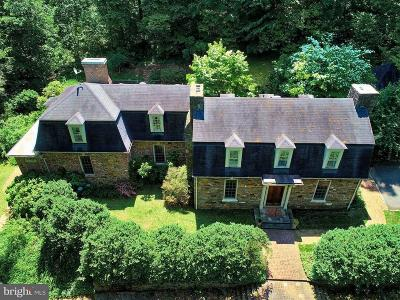 Orange Single Family Home For Sale: 9535 Woodberry Forest Road