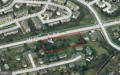 Sterling Residential Lots & Land Active Under Contract: 917 Church Road