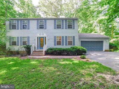 Calvert County Single Family Home For Sale: 8221 Sycamore Circle