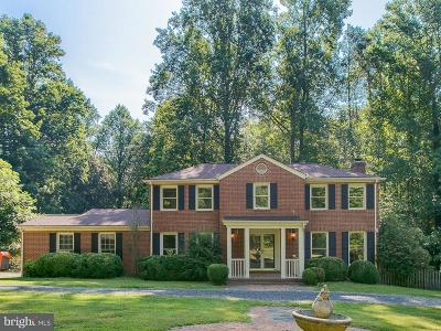 Spotsylvania Single Family Home For Sale: 8000 Singing Wood Lane