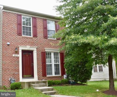 Odenton Townhouse For Sale: 2657 Rainy Spring Court