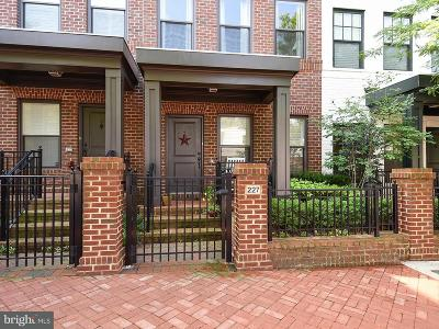 Annapolis Townhouse For Sale: 227 West Street