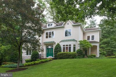 Falls Church Single Family Home For Sale: 3242 Valley Lane
