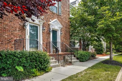 Woodbridge Townhouse For Sale: 5088 Anchorstone Drive