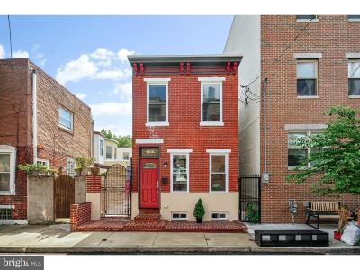 Single Family Home Under Contract: 1201 S Clarion Street