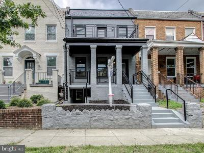 Petworth, Petworth/16th Street Heights, Petworth/Brightwood, Petwoth Townhouse For Sale: 4616 5th Street NW