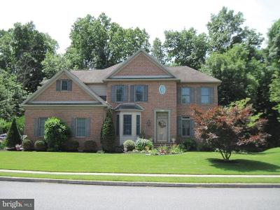 Camp Hill, Mechanicsburg Single Family Home For Sale: 3805 Leyland Drive