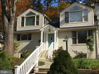 Bethesda Rental For Rent: 9305 Adelaide Drive