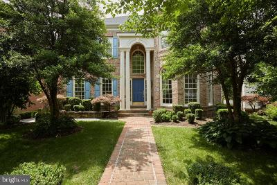 Fairfax Single Family Home Active Under Contract: 3860 Farrcroft Drive