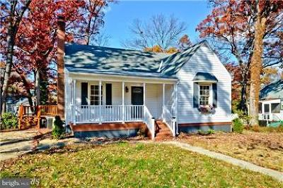 Oxon Hill Single Family Home Under Contract: 5603 Woodland Drive