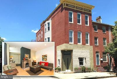 Canton Townhouse For Sale: 2920 Elliott Street