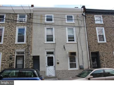 Philadelphia PA Townhouse For Sale: $215,000