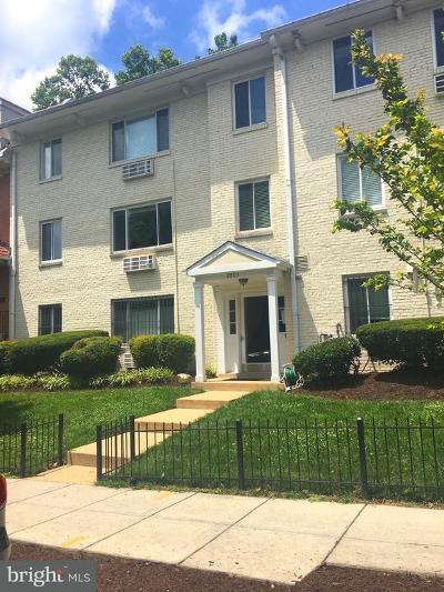 Washington Single Family Home For Sale: 2003 Allen Place NW #303