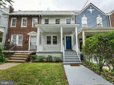 Petworth, Petworth/16th Street Heights, Petworth/Brightwood, Petwoth Townhouse For Sale: 4620 4th Street NW