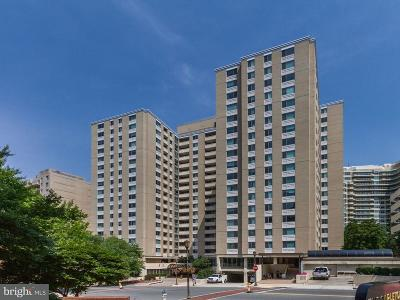 Bethesda, Chevy Chase Single Family Home For Sale: 4601 Park Avenue #518T
