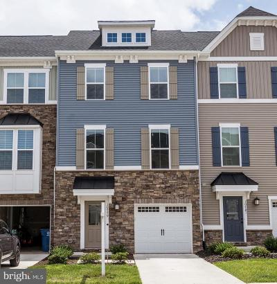 Manassas Townhouse For Sale: 10779 Hinton Way