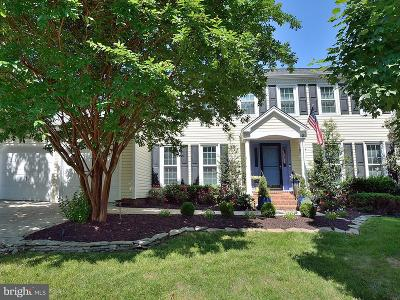 Alexandria VA Single Family Home For Sale: $834,900