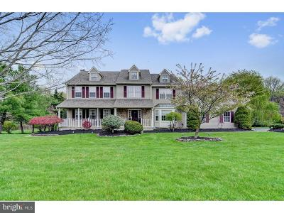 Robbinsville Single Family Home Under Contract: 10 Saxony Lane