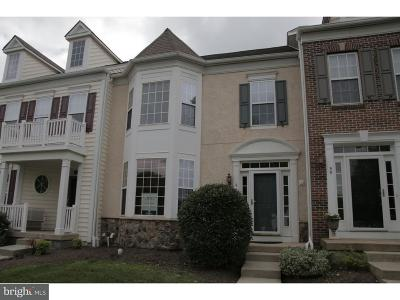 Bucks County Townhouse For Sale: 61 Williams Drive