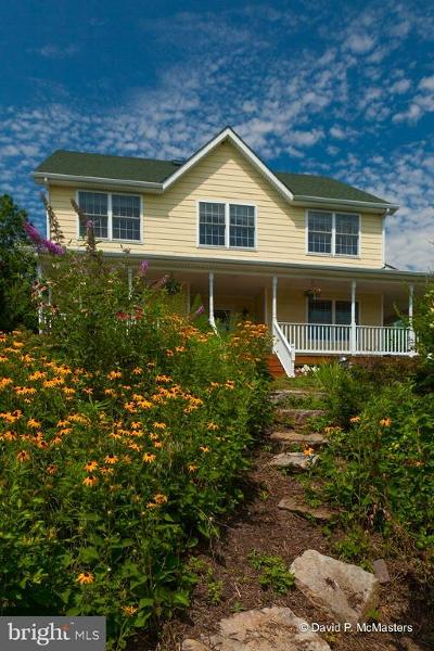 Hedgesville Single Family Home For Sale: 130 Potter Road