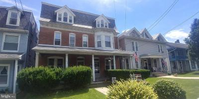 Hellam Multi Family Home For Sale: 154 & 156 W Market Street