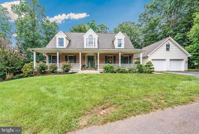 Frederick County Single Family Home For Sale: 13750 Long Road