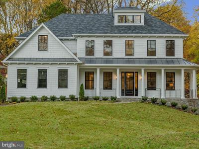 Mclean Single Family Home For Sale: 1511 Oakview Drive