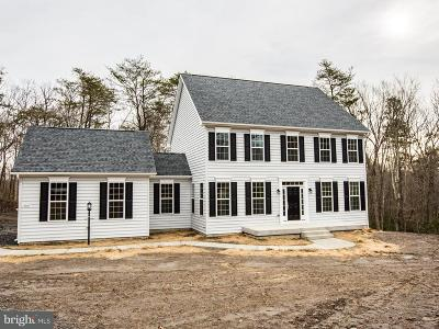 Spotsylvania County Single Family Home For Sale: 8103 Old Mineral Springs Road