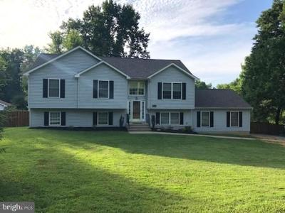Stafford Single Family Home Active Under Contract: 23 Shady Lane