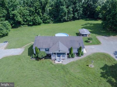 Peach Bottom Single Family Home For Sale: 140 Cook Landing Road