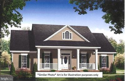 Culpeper Single Family Home For Sale: Rillhurst Dr. Lot 37