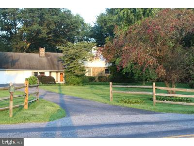 Kennett Square Single Family Home For Sale: 425 Greenwood Road