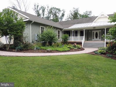 Woodstock Single Family Home Active Under Contract: 154 Meagans Run Road