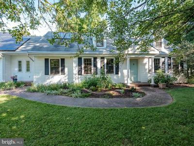 Ellicott City Single Family Home For Sale: 4256 Columbia Road