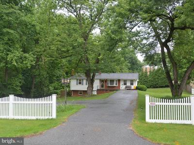 Temple Hills Single Family Home For Sale: 4917 Braddock Road