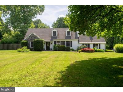 Bryn Mawr Single Family Home For Sale: 742 Sproul Road