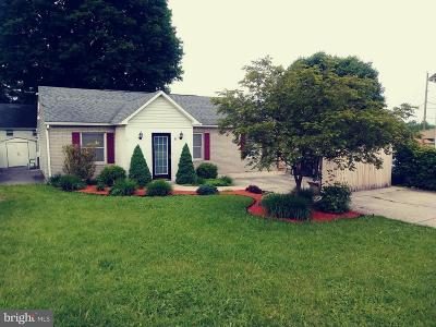 Frostburg Single Family Home For Sale: 6 Mill Street