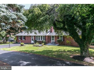 Glen Mills Single Family Home For Sale: 766 Concord Road
