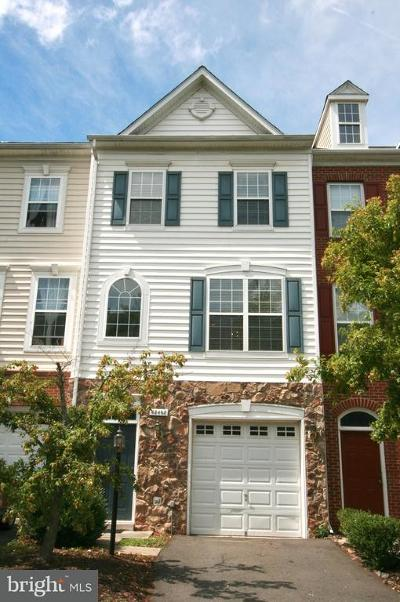 Ashburn VA Townhouse For Sale: $425,000