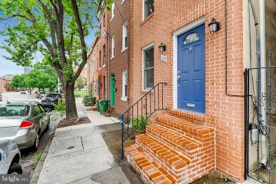 Baltimore Townhouse For Sale: 1039 William Street