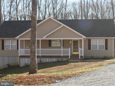 Mineral VA Single Family Home For Sale: $245,000